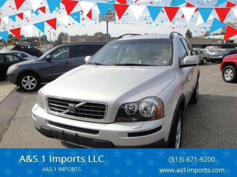 2007 Volvo XC90 for sale at A&S 1 Imports LLC in Cincinnati OH