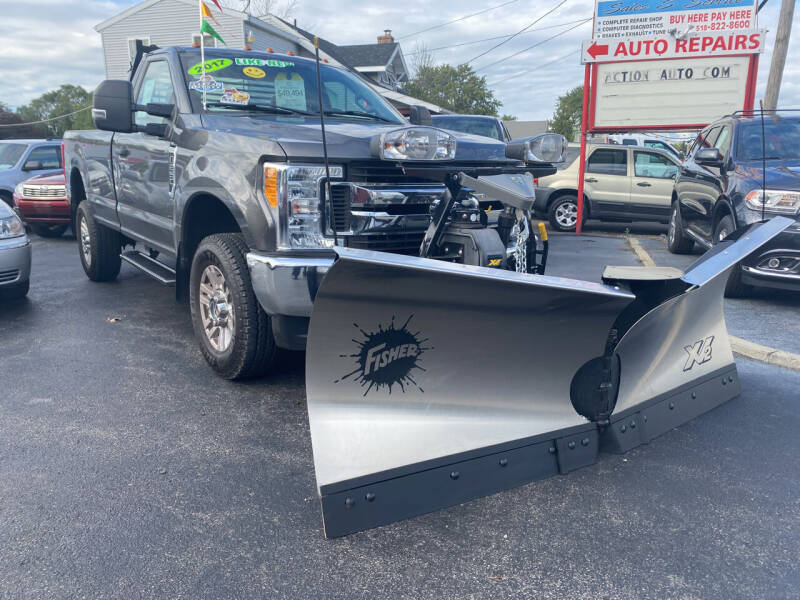 2017 Ford F-250 Super Duty for sale at Action Automotive Service LLC in Hudson NY