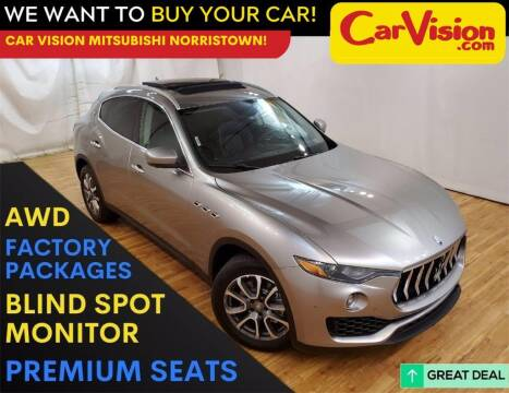 2017 Maserati Levante for sale at Car Vision Mitsubishi Norristown in Trooper PA