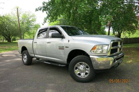 2016 RAM Ram Pickup 2500 for sale at PARK AVENUE AUTOS in Collingswood NJ