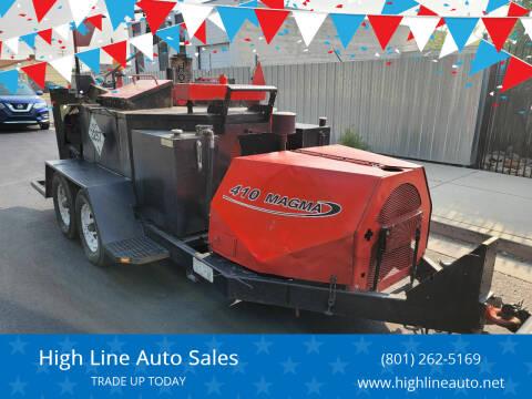2006 CIMLINE 410 for sale at High Line Auto Sales in Salt Lake City UT