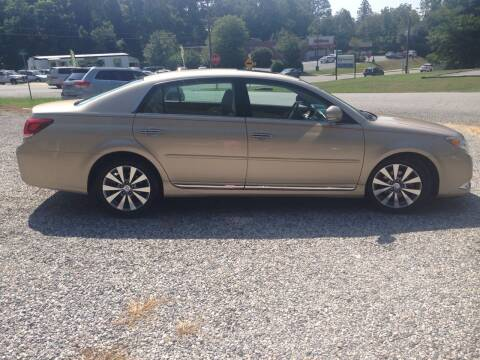 2012 Toyota Avalon for sale at Venable & Son Auto Sales in Walnut Cove NC