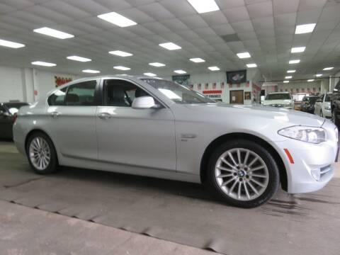 2012 BMW 5 Series for sale at US Auto in Pennsauken NJ