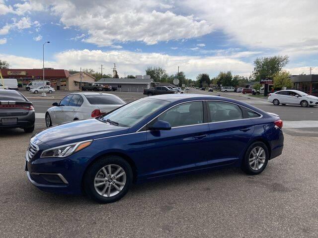 2017 Hyundai Sonata for sale in Greeley, CO