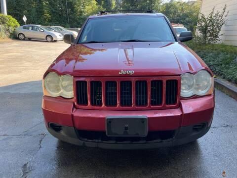 2009 Jeep Grand Cherokee for sale at ADVOCATE AUTO BROKERS INC in Atlanta GA