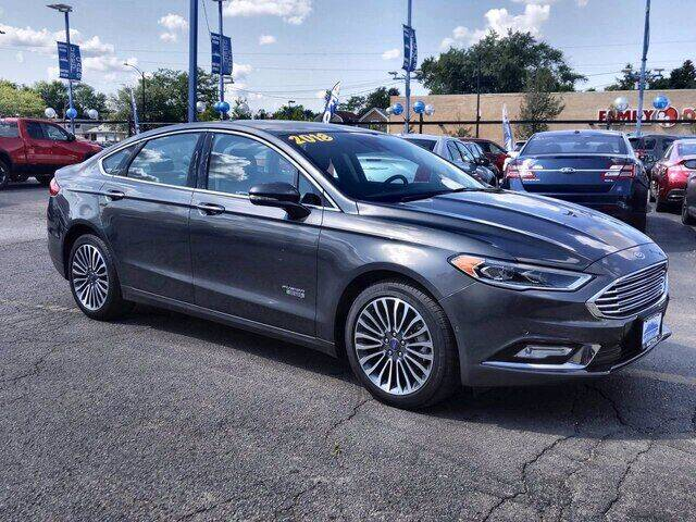 2018 Ford Fusion Energi for sale in Chicago, IL