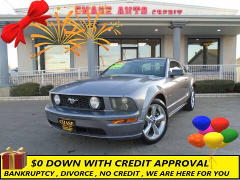 2006 Ford Mustang for sale at Chase Auto Credit in Oklahoma City OK