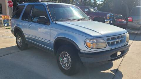 1998 Ford Explorer for sale at Dunn-Rite Auto Group in Longwood FL