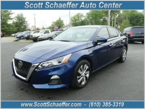 2020 Nissan Altima for sale at Scott Schaeffer Auto Center in Birdsboro PA