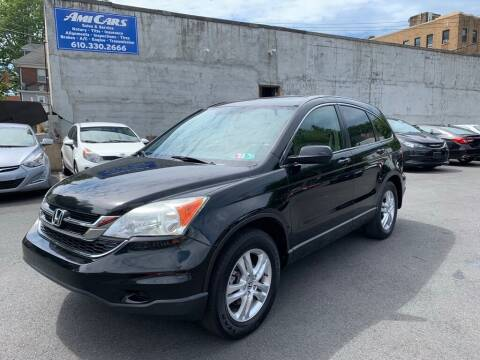 2010 Honda CR-V for sale at Amicars in Easton PA