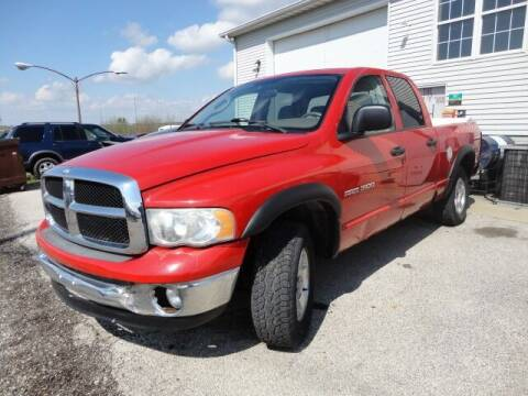 2005 Dodge Ram Pickup 1500 for sale at CARZ R US 1 in Heyworth IL