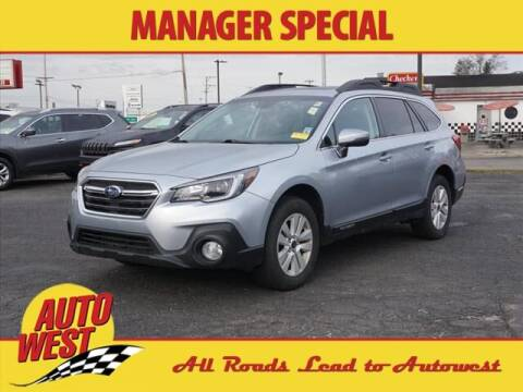 2018 Subaru Outback for sale at Autowest of GR in Grand Rapids MI