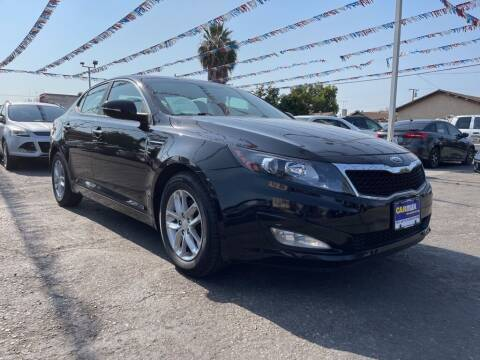 2013 Kia Optima for sale at Tristar Motors in Bell CA