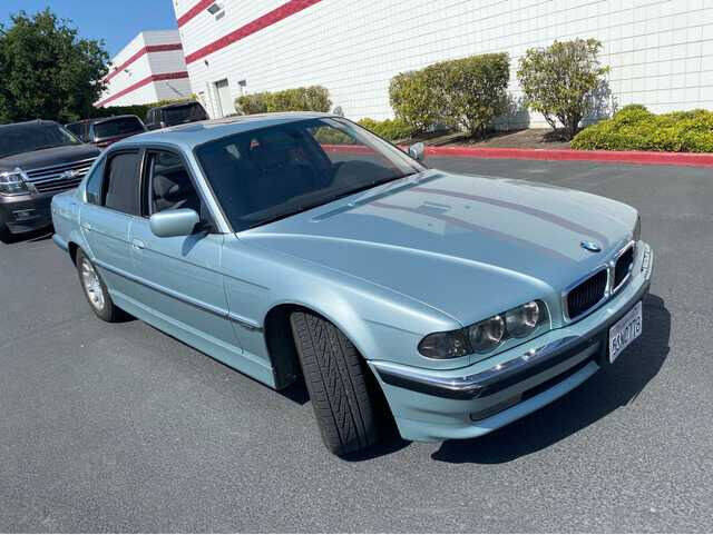 2001 BMW 7 Series for sale at Legend Auto Sales Inc in Lemon Grove CA
