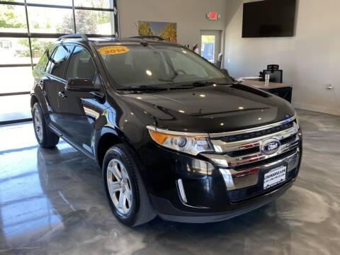 2014 Ford Edge for sale at Crossroads Car & Truck in Milford OH
