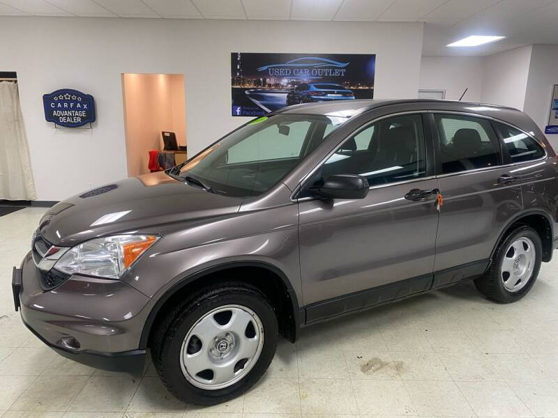 2010 Honda CR-V for sale at Used Car Outlet in Bloomington IL