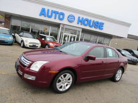2007 Ford Fusion for sale at Auto House Motors in Downers Grove IL
