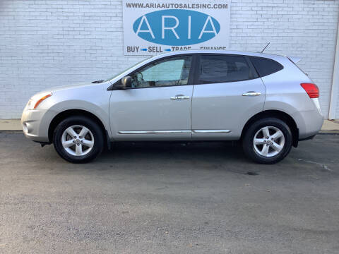 2012 Nissan Rogue for sale at ARIA  AUTO  SALES in Raleigh NC