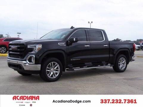 2020 GMC Sierra 1500 for sale at Acadiana Automotive Group - Acadiana DCJRF Lafayette in Lafayette LA