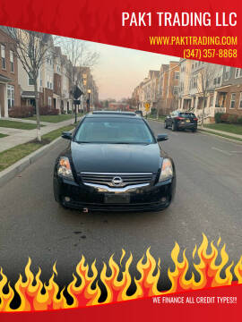 2009 Nissan Altima Hybrid for sale at Pak1 Trading LLC in South Hackensack NJ