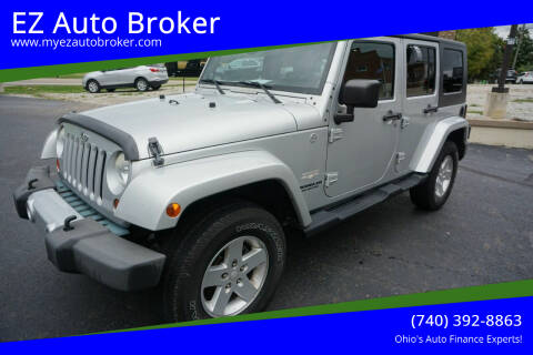 2010 Jeep Wrangler Unlimited for sale at EZ Auto Broker in Mount Vernon OH
