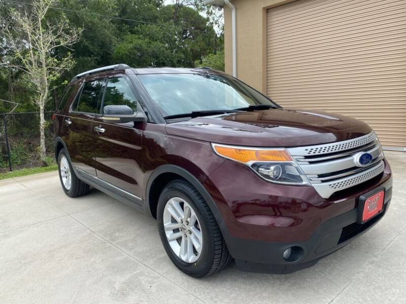2011 Ford Explorer for sale at Jeff's Auto Sales & Service in Port Charlotte FL