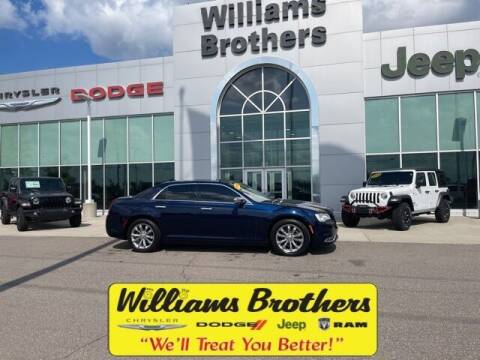 2015 Chrysler 300 for sale at Williams Brothers - Pre-Owned Monroe in Monroe MI