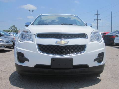 2014 Chevrolet Equinox for sale at T & D Motor Company in Bethany OK