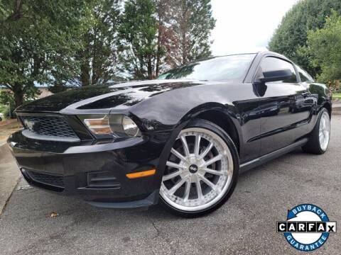 2011 Ford Mustang for sale at Carma Auto Group in Duluth GA