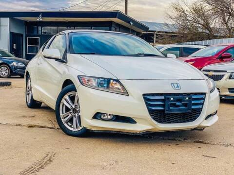 2012 Honda CR-Z for sale at MAGNA CUM LAUDE AUTO COMPANY in Lubbock TX