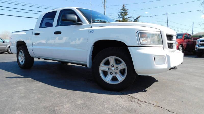 2011 RAM Dakota for sale at Action Automotive Service LLC in Hudson NY