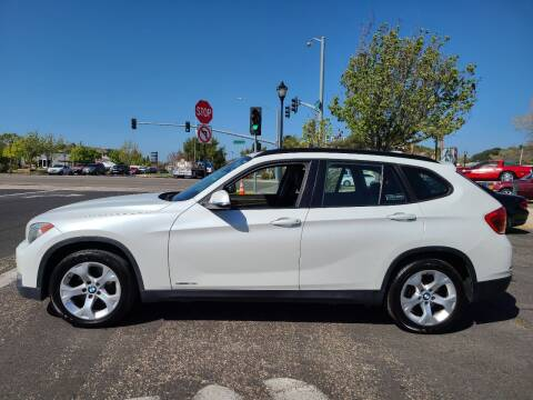 2013 BMW X1 for sale at Coast Auto Sales in Buellton CA
