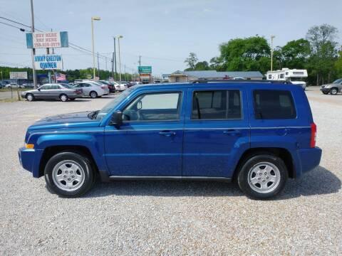 2010 Jeep Patriot for sale at Space & Rocket Auto Sales in Hazel Green AL