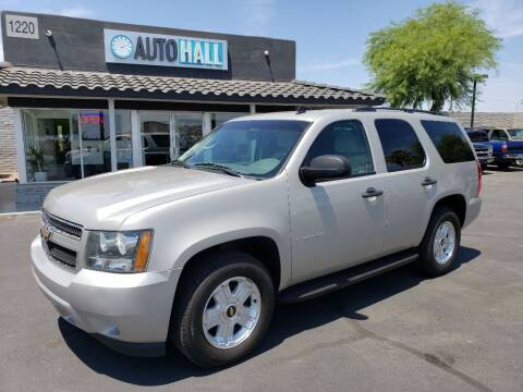 2009 Chevrolet Tahoe for sale at Auto Hall in Chandler AZ