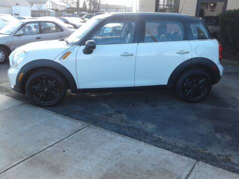 2012 MINI Cooper Countryman for sale at Nelsons Auto Specialists in New Bedford MA
