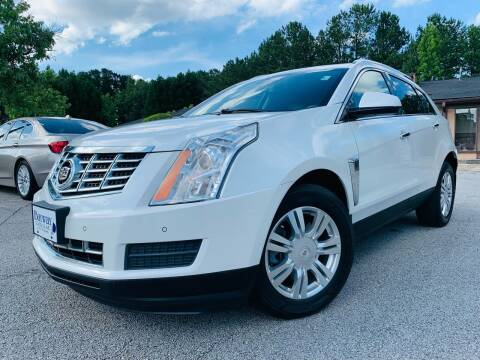 2014 Cadillac SRX for sale at Classic Luxury Motors in Buford GA