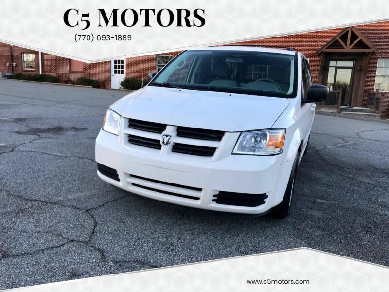 2010 Dodge Grand Caravan for sale at C5 Motors in Marietta GA