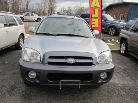 2006 Hyundai Santa Fe for sale at Mid - Way Auto Sales INC in Montgomery NY