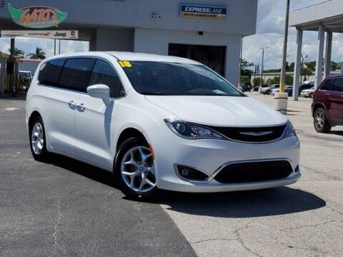 2018 Chrysler Pacifica for sale at GATOR'S IMPORT SUPERSTORE in Melbourne FL