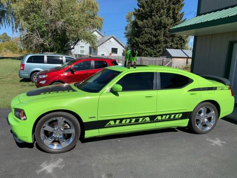 2007 Dodge Charger for sale at ALOTTA AUTO in Rexburg ID
