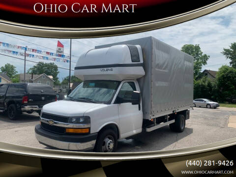 2017 Chevrolet Express Cutaway for sale at Ohio Car Mart in Elyria OH