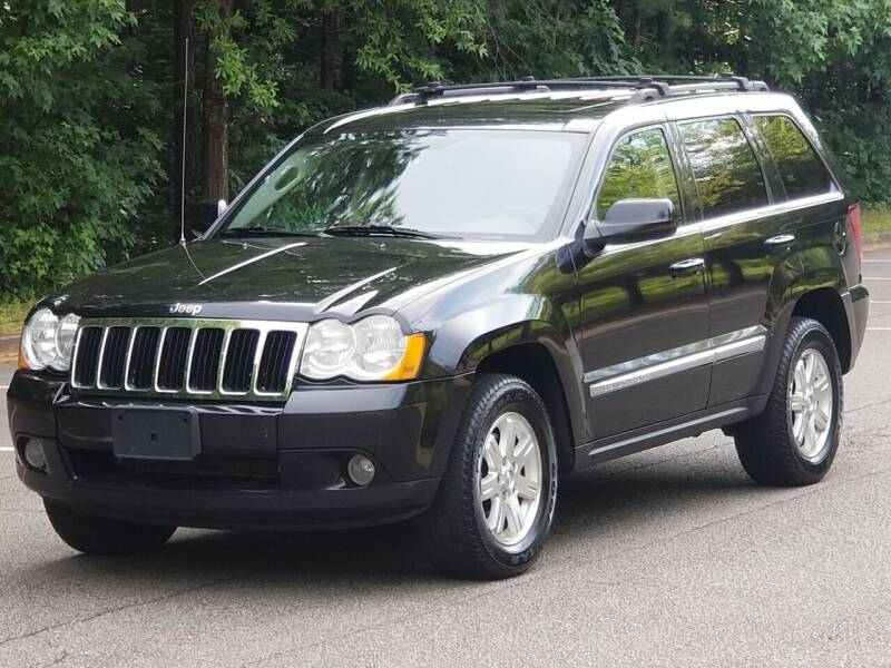 2008 Jeep Grand Cherokee for sale at United Auto Gallery in Suwanee GA