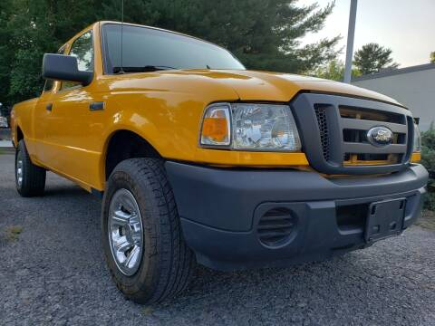 2009 Ford Ranger for sale at Jacob's Auto Sales Inc in West Bridgewater MA