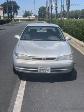 1999 Toyota Corolla for sale at Auto Toyz Inc in Lodi CA