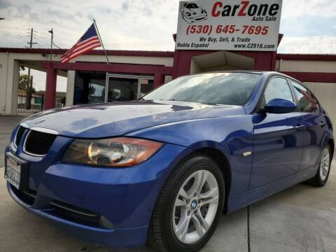 2008 BMW 3 Series for sale at CarZone in Marysville CA