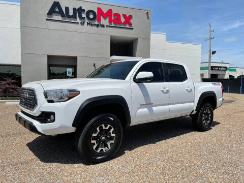 2019 Toyota Tacoma for sale at AutoMax of Memphis - V Brothers in Memphis TN