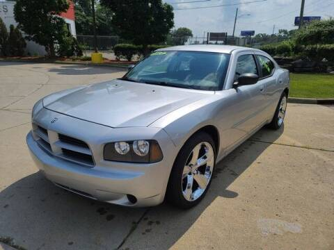 2009 Dodge Charger for sale at G & R Auto Sales in Detroit MI