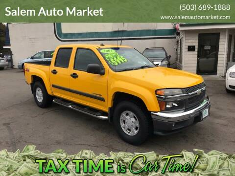 2004 Chevrolet Colorado for sale at Salem Auto Market in Salem OR
