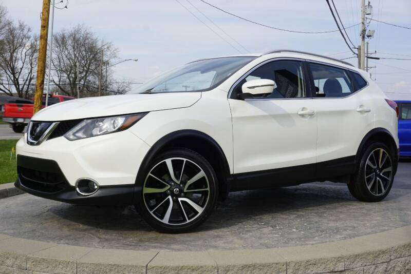 2017 Nissan Rogue Sport for sale at Platinum Motors LLC in Heath OH
