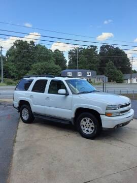 2004 Chevrolet Tahoe for sale at Catawba Valley Motors in Hickory NC